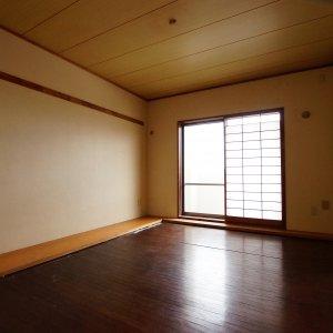 鎌倉由比ガ浜のリノベーション部屋Before