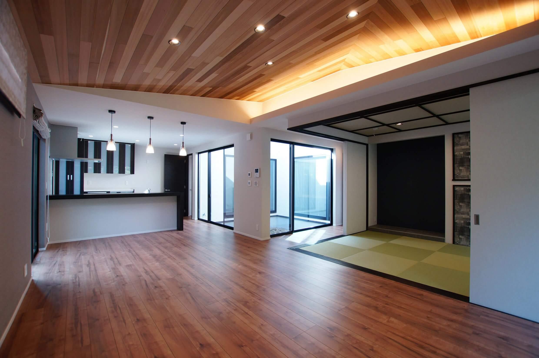R styleが設計した『北鎌倉の住宅』完成