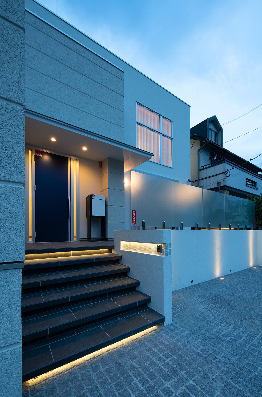 鎌倉手広の住宅-LUXURY HOUSE
