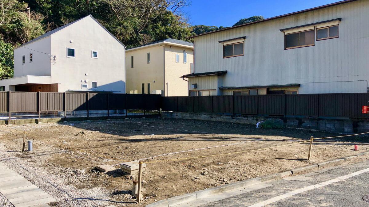 『鎌倉長谷の住宅』着工