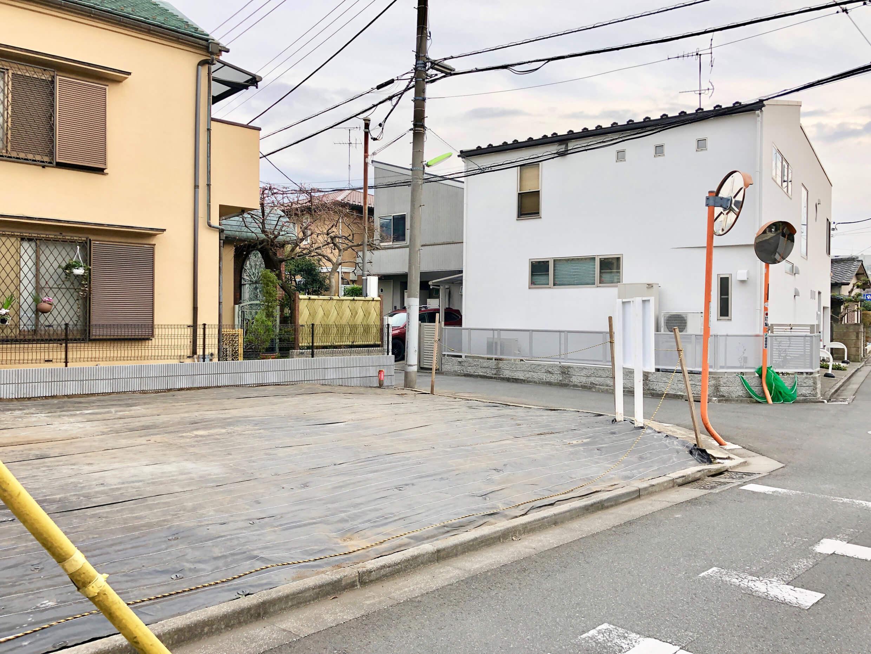 世田谷千歳台の住宅