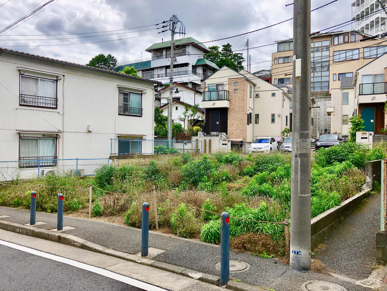 横浜山手の住宅