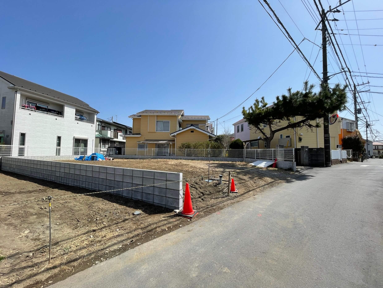 茅ヶ崎東海岸北の住宅