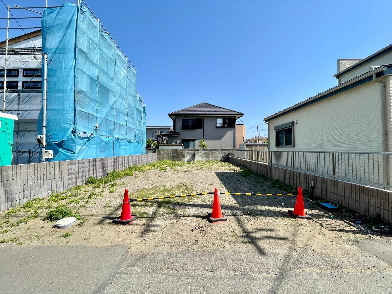 藤沢片瀬海岸の住宅